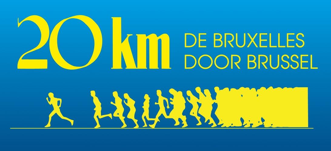 20 km of Brussels